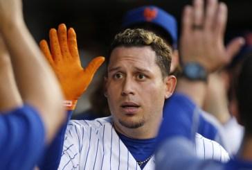 Mets colocan a Cabrera en lista de lesionados