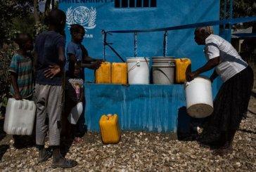 La ONU llama a países a aportar al fondo contra el cólera en Haití