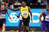 Compañeros y rivales alaban la figura de Usain Bolt en el día de su retiro