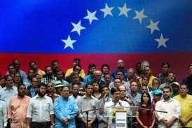 """La oposición venezolana reanudará el diálogo cuando """"el Gobierno remueva los obstáculos"""""""