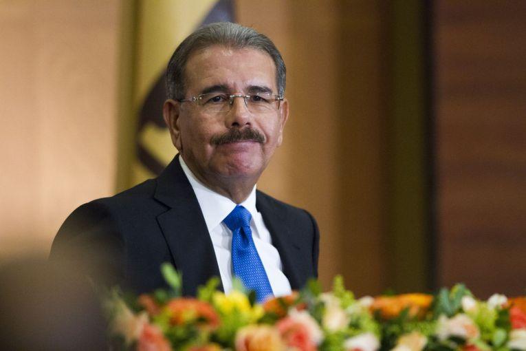 """Danilo Medina renueva su compromiso con el """"Estado de Derecho democrático"""""""