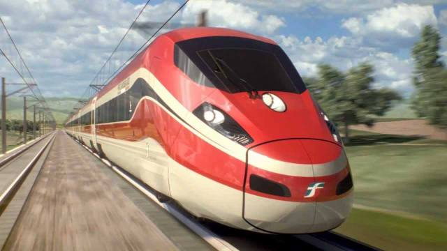 Hitachi fabricará 135 trenes.