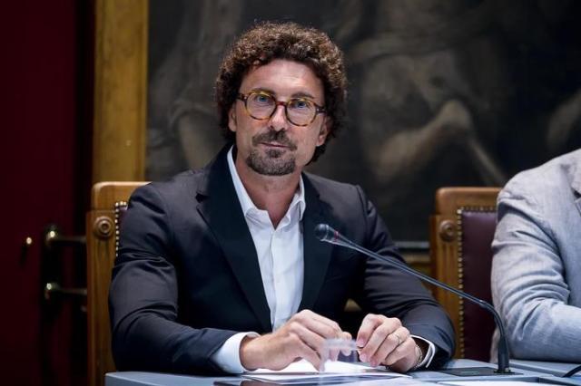 Danilo Toninelli (Ansa)