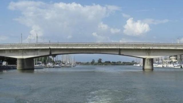 Puente en Ostia.