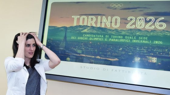 Chiara Appendino, alcaldesa de Turín.