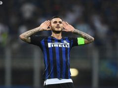 Mauro Icardi. (Twitter Inter)