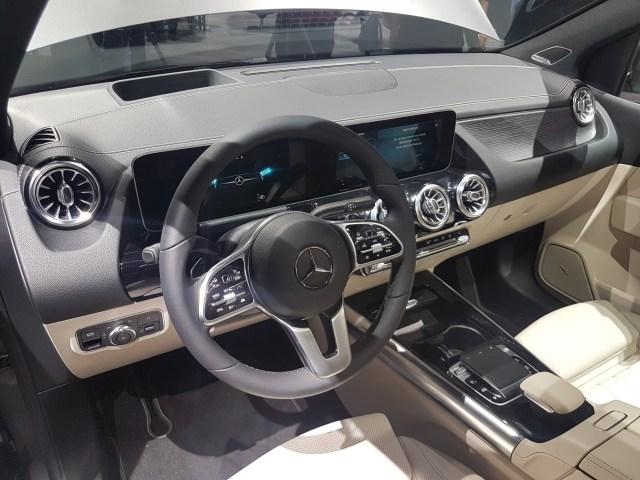 Mercedes-Benz Clase B (Foto: Lucas Amestoy)