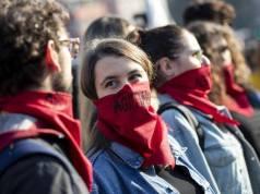 Protesta estudiantil. (Rete della Conoscenza)