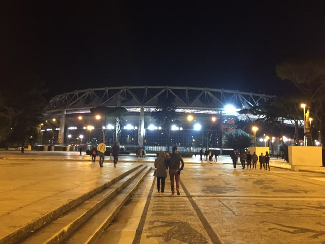 Estadio Olímpico. (Archivo)