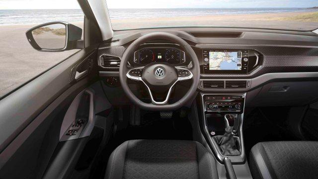 Volkswagen T-Cross (Foto: Prensa Volkswagen)