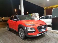 Primer stop para recargar combustible (Foto: ahoraroma.com).