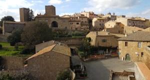 Tuscania, en Viterbo (Foto: ahoraroma.com).