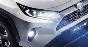 Toyota Rav4 (Foto: Toyota).