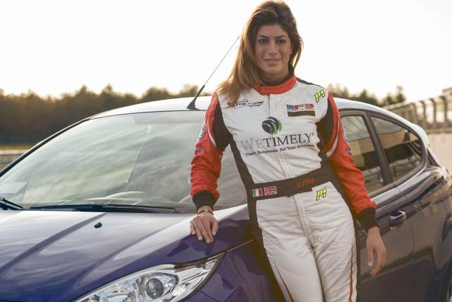 Vicky Piria, una de las calificadas a la final.