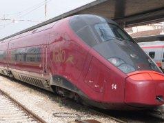 Servicio de trenes