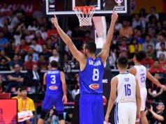 Italia vs. Filipinas