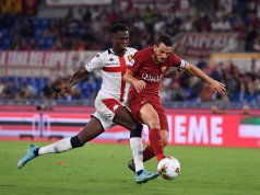 Roma vs. Genoa