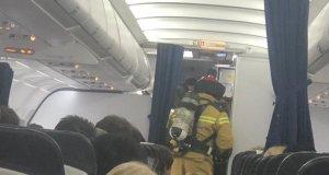 Emergencia en vuelo de British Airways.