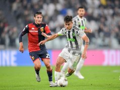 Juventus vs- Genoa