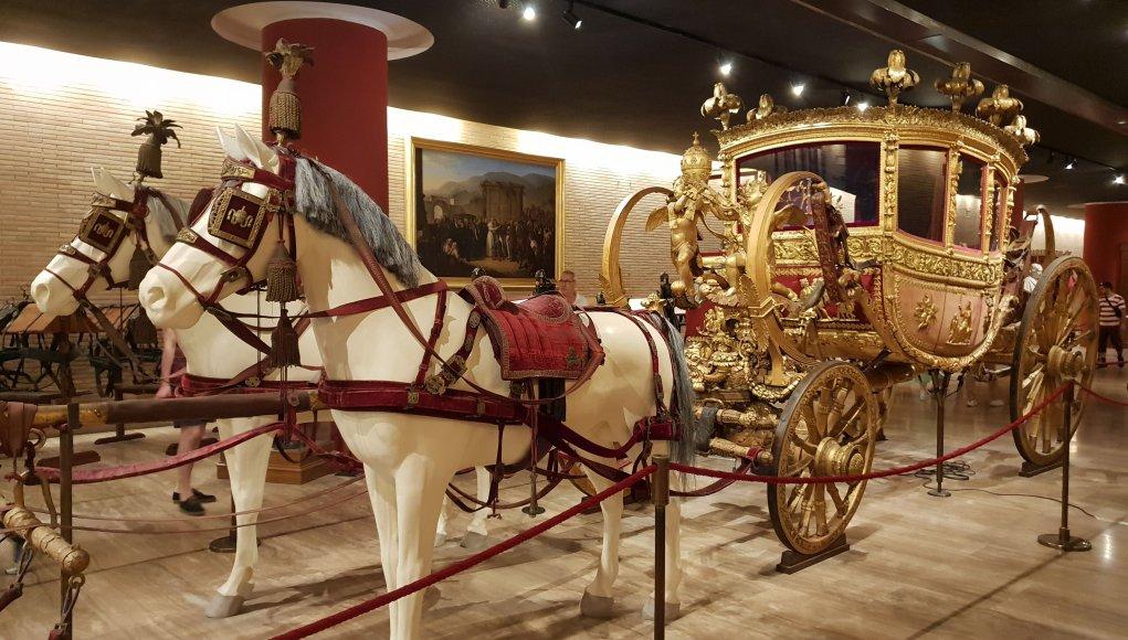 Museo de Carruajes del Vaticano
