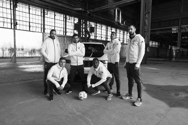 Juventus y Jeep