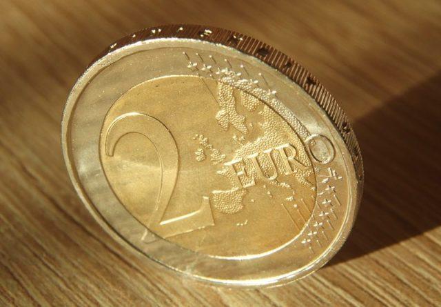 2 euros.