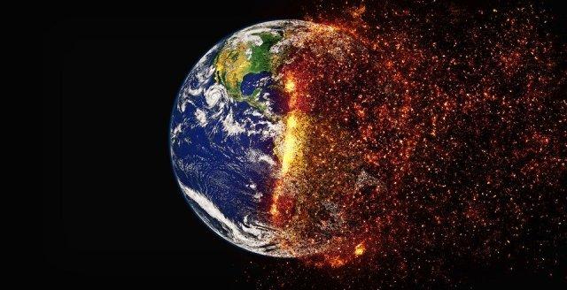 Calentamiento global.