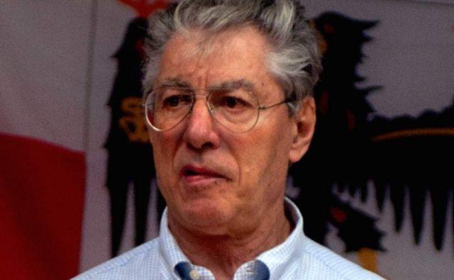 Umberto Bossi.