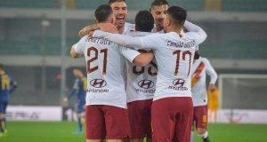 Roma vs. Hellas Verona