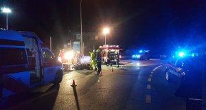 Accidente en Valle Aurina.