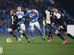 Napoli vs. Juventus.