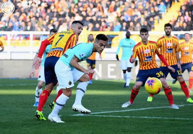 Inter vs. Lecce.