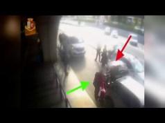 Ataque de taxista.