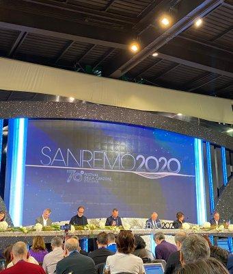 San Remo 2020.