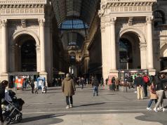 Galería Vittorio Emanuele II.
