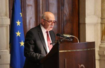 Gian Carlo Blangiardo, presidente del ISTAT (Foto: Twitter Camera dei diputati)