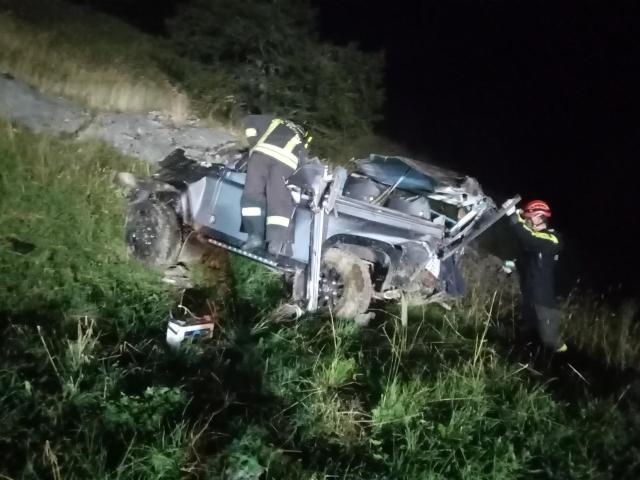 Accidente en Cúneo.