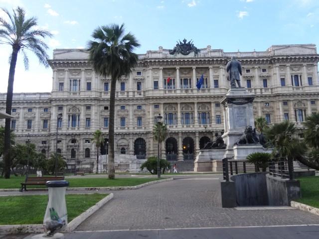 La Corte Suprema de Casación, en Roma (Foto: Jordiferrer / CC BY-SA - Archivo)
