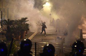 Se extienden las protestas (Foto: Twitter)
