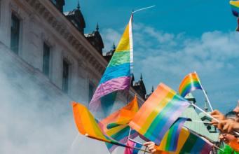 Bandera LGBT.