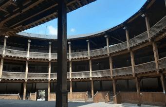 Globe Theatre de Roma.