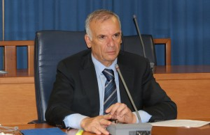 Domenico Tallini, presidente del Consejo regional de Calabria (Foto: Consejo Regional de Calabria - Archivo)