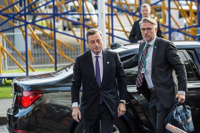 Mario Draghi (Foto: EU2017EE Estonian Presidency, CC BY 2.0 - Archivo)
