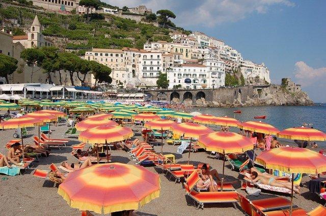 Las playas italianas, las más elegidas (Foto: Pixabay - archivo)