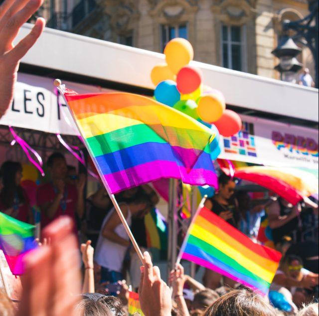 Comunidad LGTB.