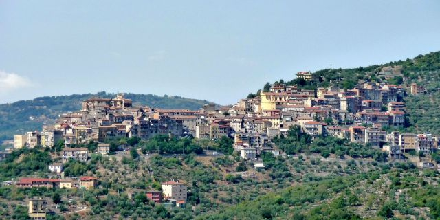 En Maenza venden casas por un euro a 70 kilómetros de Roma (Foto: Pietro Scerrato, CC BY 3.0 - Archivo)
