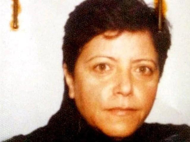 La líder de la Camorra Maria Licciardi, en 2001 (Foto: Archivo)