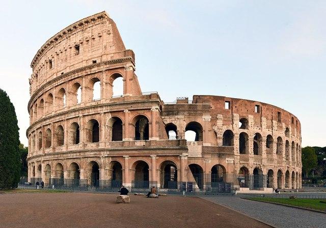 El Coliseo (Foto: FeaturedPics, CC BY-SA 4.0 - Archivo)