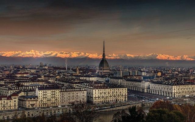 Turín, capital del Piamonte (Foto: Maurizio Moro5153, CC BY-SA 4.0 - Archivo)