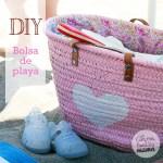 DIY: Bolsa de playa